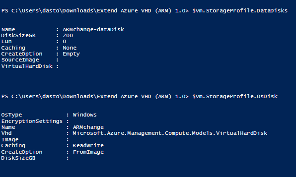 Can I change the size of my existing Azure VM disks